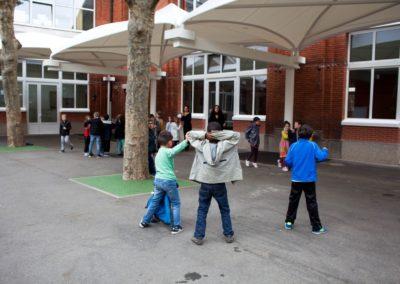 Texabri construit des préaux d'école pour les collectivités