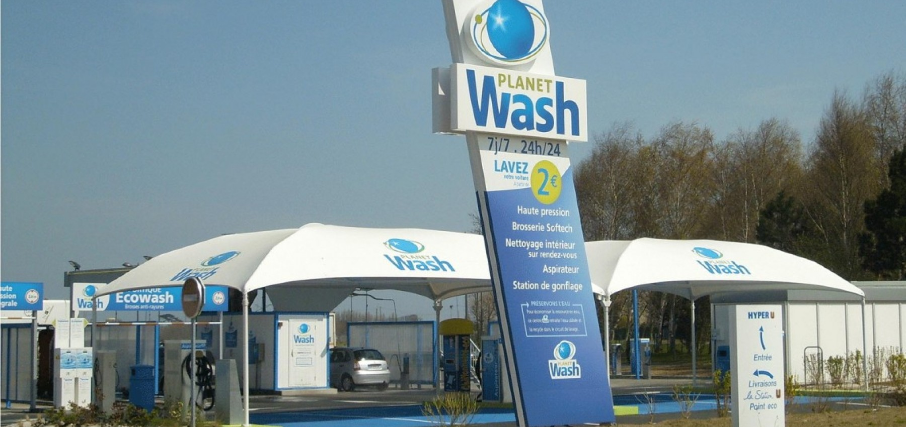 abri centre lavage planet wash