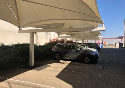 Texabri constructeur d'abris parking